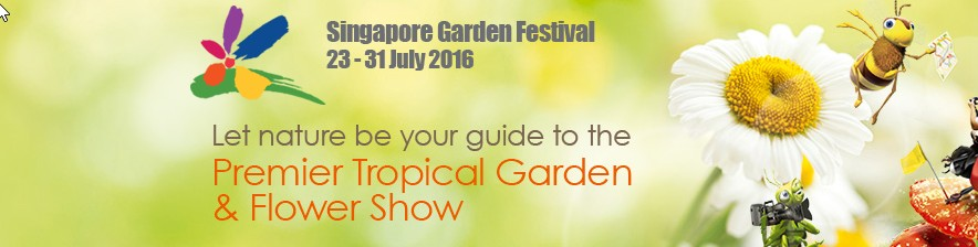 Singapore Garden Festival Offical Site